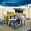 Linha da lavagem de frasco do HDPE