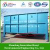 Clarificador de láminas se utilizan en la planta de tratamiento de aguas residuales de papel