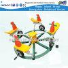 Giro della caratteristica del pollo sul cavallo di oscillazione divertente del giocattolo Hf-21105