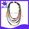 2015 el collar más nuevo del Ornamental de Mulitcolor Mulitple de la estrella de la manera Gus-Fn-089 2015