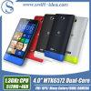 A polegada Mtk6572 da forma 4 Dual o telefone de pilha barato do Android 4.4.2 do núcleo (H3039)