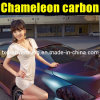 Chameleon Carbon Fiber Film para Car Wrap