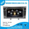 2 DIN Car DVD pour Peugeot 408 avec Construire-dans GPS, A8 jeu de puces, le RDS, BT, 3G/WiFi, 20 Dics Momery