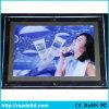 Nuovo tabellone per le affissioni di cristallo della visualizzazione della foto del contenitore chiaro di acrilico LED