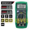 2000 multímetros digitais profissionais das contagens (MS8321A)