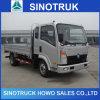 Dongfeng 4X2 carro ligero del cargo de 1 a 5 toneladas mini