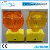4PCS LED Solar Power Warning Light voor Traffic