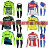 Pants Overalls Sportwear Bike Cycling Clothing Suit를 가진 겨울 Thermal Fleece Fluorescence Color Men와 Women Team 저어지