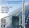 zentrifugale versenkbare Solarwasser-Pumpe des Edelstahl-6sp17