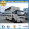 4X2 vehículo impermeable móvil de la publicidad de pantalla de la venta caliente LED