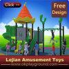 Park (X12191-7)のためのOutdoor Plastic PlaygroundのためのEn1176 Colorful Design