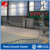 Éclailles en plastique du PE pp de picoseconde réutilisant la machine en vente directe d'usine