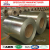 Dx51d Z100 Hot Dipped Galvanized Steel Coil para Roof Sheet
