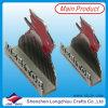 Esmalte Red Bull do suporte de cartão conhecido do metal dos EUA (LZY-000177)