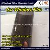 Película Rasguñar-Resistente de la ventana de coche de la película 1ply del control del 5% el 15% el 25% el 45% Vlt Sun, película del tinte de la ventana de coche