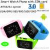 한국 형식 Ios 인조 인간 전화를 위한 착용할 수 있는 Bluetooth 지능적인 시계 G11