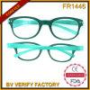 Fr1446 Uiterst dunne Plastic Frames die Van uitstekende kwaliteit Glas lezen