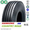 Pneu chinois de remorque de bus de camion de pneus de double pièce de monnaie de roues (11R22.5, 295/75R22.5, 285/75R24.5)