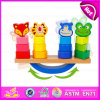 2015 Cube sveglio Game Balance Toy per Kids, New Children Educational Wooden Balance Game Toy, Cheap Wooden Toy Balance Toy W11f048