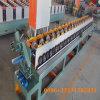 El marco de puerta de acero de la venta caliente de Dixin lamina la formación de la máquina