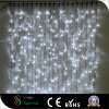 2X3m 600LEDs 옥외 크리스마스 훈장 백색 커튼 빛