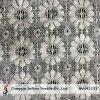 厚いヒナギクの綿のレースファブリック(M3131)