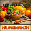 Usina nutriente de fertilizante orgânico de Humate do potássio do estrume verde da raiz de Huminrich
