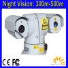 36X de Analoge Camera van het Toezicht van de Laser PTZ van IRL van de Visie van de nacht
