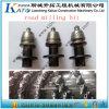 Asfalto W6/20/bit de trituração concreto para a máquina da estrada