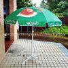 Parapluie solaire extérieur pour impression publicitaire à deux mètres (BU-0040C)