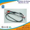 Asamblea de cable solar con el enchufe y el terminal de componente principal del IEC de la cuerda