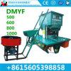 Lehm-Ziegelstein der Eco Ziegeleimaschine-Dmyf600 maschinell bearbeiten/Lego Ziegelstein-Maschine