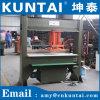 25ton de hydraulische Scherpe Machine van de Matrijs van het Leer van de Reis Hoofd