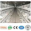 Горячая гальванизированная клетка слоя цыпленка бройлера оборудования цыплятины международного стандарта