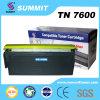 Fabricantes do cartucho de tonalizador compatíveis para o irmão Tn7600