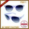 Óculos de sol da forma da mulher da cor verdadeira da pele da râ F6811