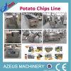 Prix de machine de pommes chips de marque d'Azeus/chaîne de production pommes chips