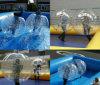 El balompié inflable del fútbol, bola humana de Zorb, embroma la bola de parachoques (BJ-SP29)