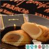 Polvere del formaggio in polvere residuo per i biscotti del panino