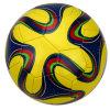 PVC. Sfera di calcio di gioco del calcio dell'unità di elaborazione
