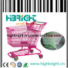 Caddie d'épicerie pour le supermarché (HBE-12R-114)