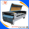 130W máquina do laser Cutting&Engraving com a câmera para localizar (JM-1810H)