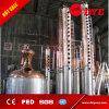 El cobre Monshine de la calefacción de vapor todavía incluye la destilería de la vodka de la columna de destilación para la venta
