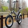 bici eléctrica plegable del neumático de 48V 500W 20 '' de la nieve gorda de la playa