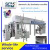 CLORURI DI POLIVINILIDENE, PE, PVC, macchina di alluminio del laminatore della pellicola