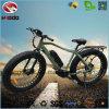 Vélo électrique de plage de gros pneu de bâti d'alliage avec la batterie au lithium