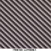 Fibra No. Lcf060b-1 2.5 del carbón de la película de la impresión de la transferencia del agua del superventas