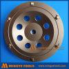 4.5inch PCDの粉砕のコップの車輪かExpoxyの粉砕車輪PCD
