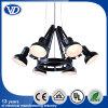 Светильник канделябра Muti-Головки промышленный привесной