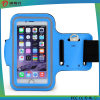 Brassard de sports pour l'iPhone, épreuve résistante de sueur de l'eau (bleue)